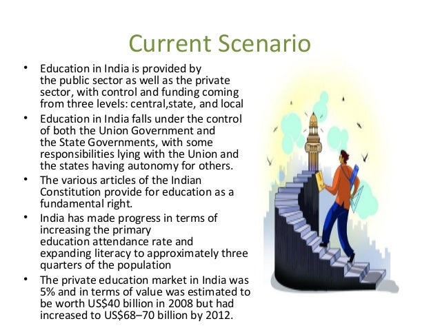 literature review on education in india Education is one of the most powerful instruments for reducing poverty and inequality education is equally key to enhance india's competitiveness in the secondary education: the world bank is in the process of preparing support to the government of india's new centrally sponsored scheme for.