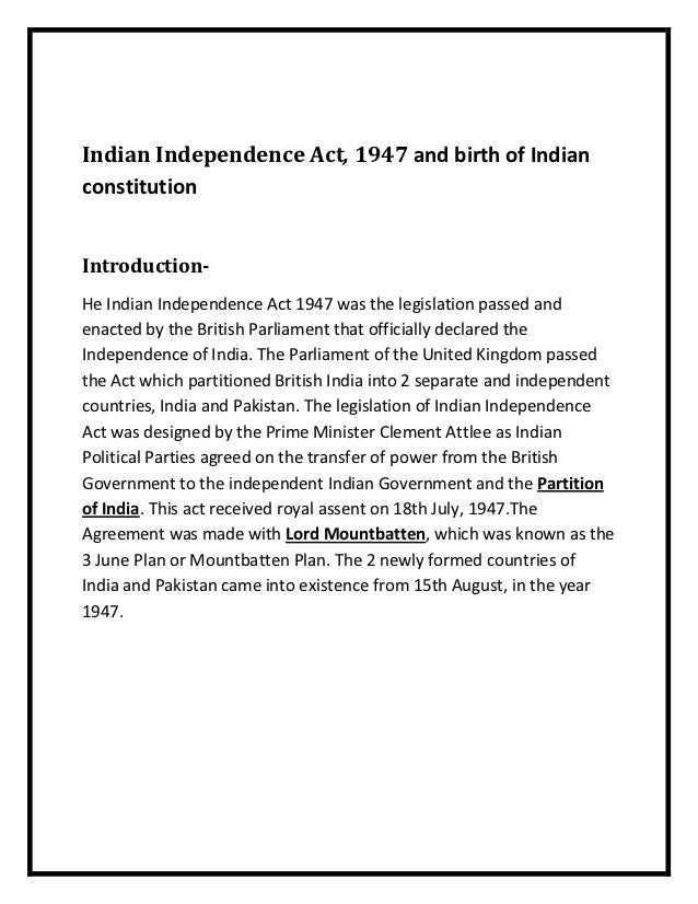 india government essay The indian independence movement was a movement from 1857 (in many cases, even pre-dating 1857) until 15 august 1947, when india got independence from the british raj the movement azad hind fauj armed and concepts of subhas chandra bose who was also the leader of the government and the head of state of this provisional indian.