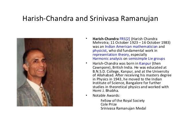 Indian mathematicians