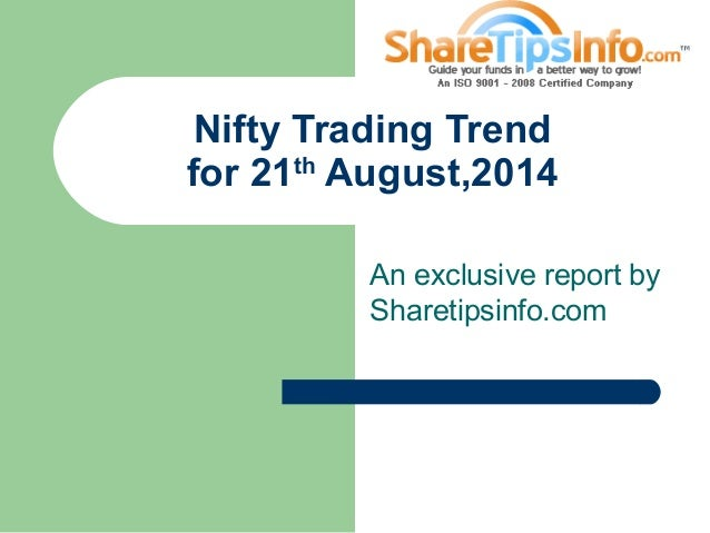 Binary option trading nifty