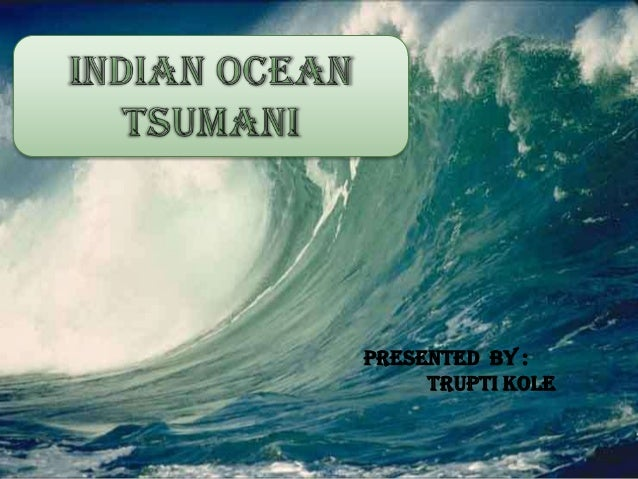indian ocean tsunami essay Essay - 2004 indian ocean earthquake and tsunami / subjects: geography - phd this page explains what argumentative essay is, how it is organized, special techniques.