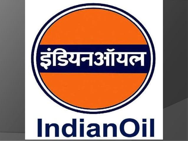 Indian oil presentation