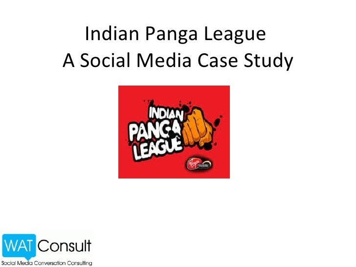 Indian Panga League- Social Media Case Study by WatConsult