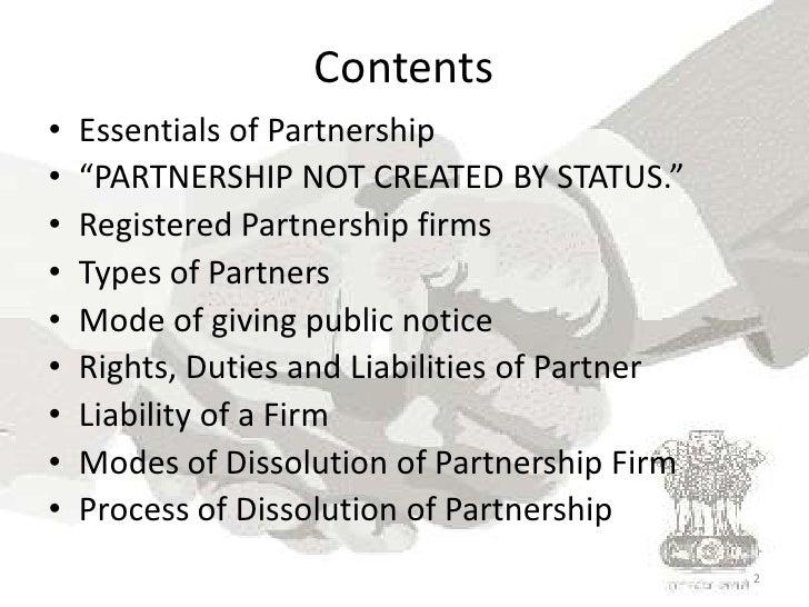 indian partnership act 1932 pdf