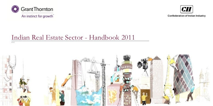 Indian Real Estate Sector - Handbook 20112012