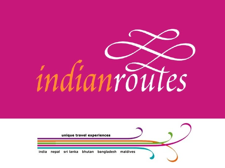 Indian routes   north india