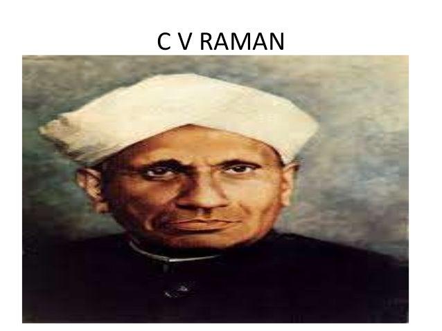 raman 3 jagadis... C. V. Raman Inventions