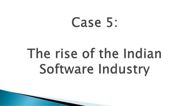 the rise of indian software industry A new book explores the way a trade group created the myth of indian software genius and influenced government policy and journalism to favor india's software industry.