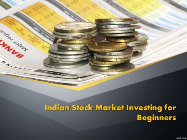 Indian stock market investing for beginners