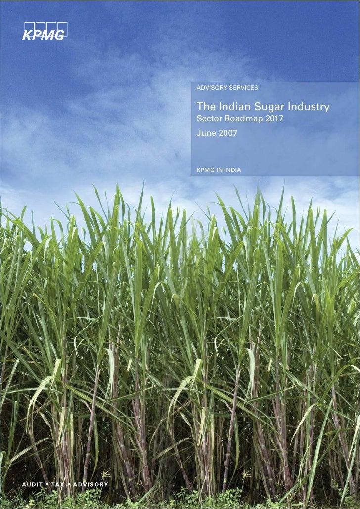 Indian sugar industry