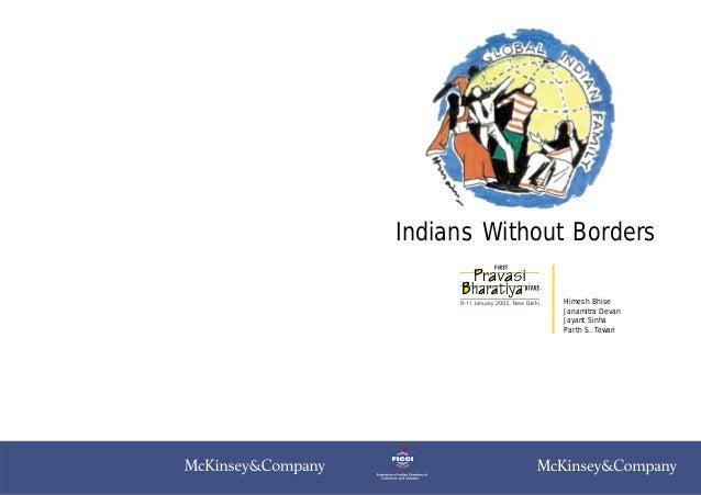 Indians Without Borders Himesh Bhise Janamitra Devan Jayant Sinha Parth S. Tewari