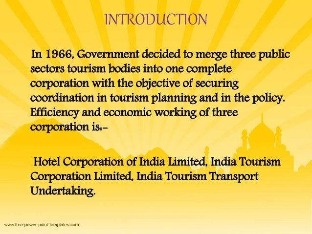 indian economy tourism