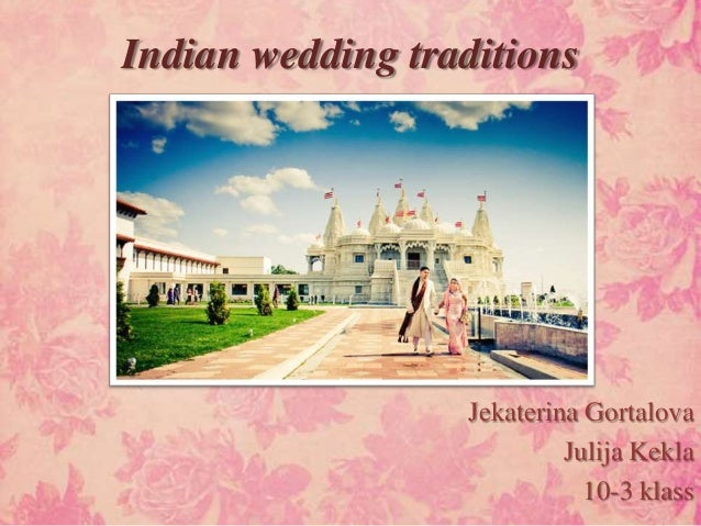 Indian wedding traditions_1
