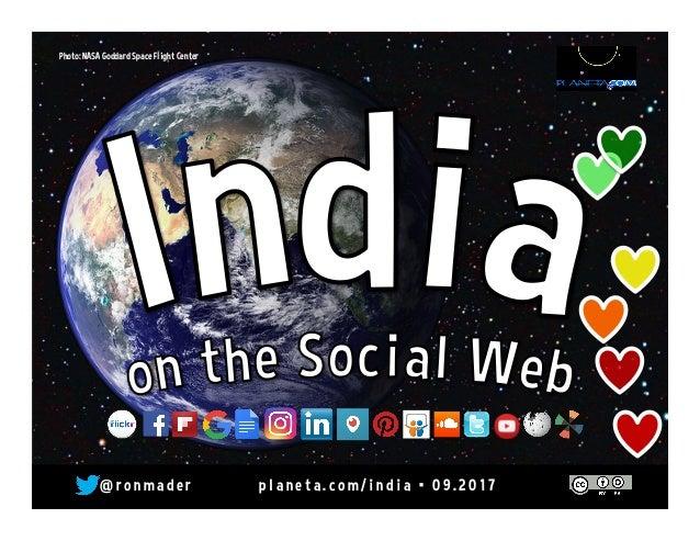 Photo: NASA Goddard Space Flight Center on the web India @ r o n m a d e r • p l a n e t a . w i k i s p a c e s . c o m /...