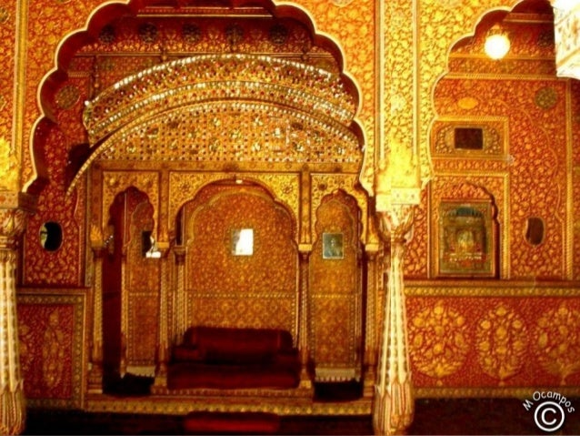 India (palaces & forts)
