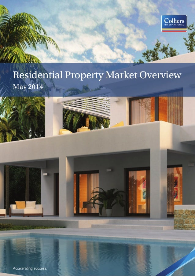 India Residential Property Market Overview  May 2014