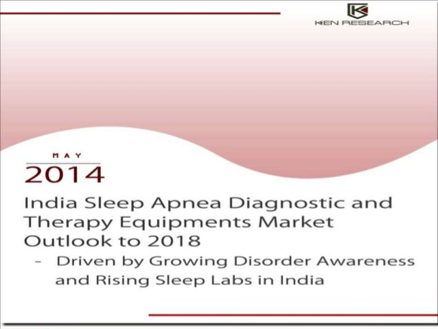 India Sleep Apnea Diagnostic Market Report