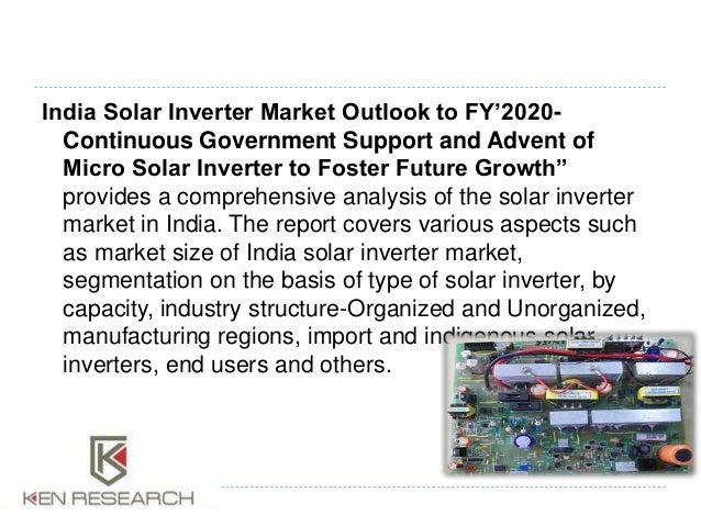 potential of solar inverter in india The original target for 2017/18 was to have 5gw of rooftop pv installed  the  renewable energy potential of india is huge – according to mnri,.