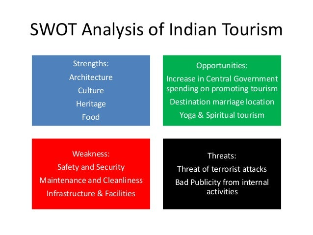 pest analysis of indian tourism industry The tourism & hospitality industry in india india's tourism industry is one of them most profitable industries in the country career in tourism industry.