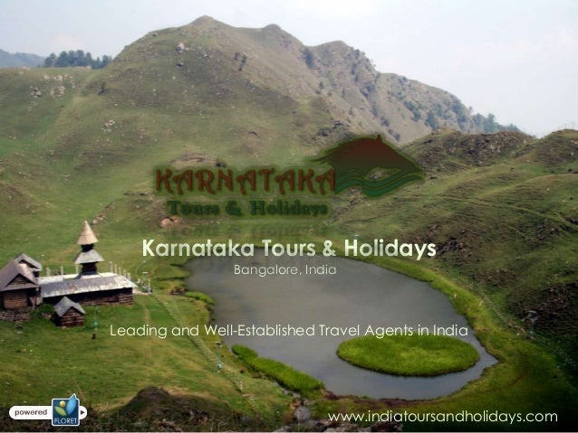 Touring Packages and Holiday Vacation Packages in india - Karnataka Tours & Holidays