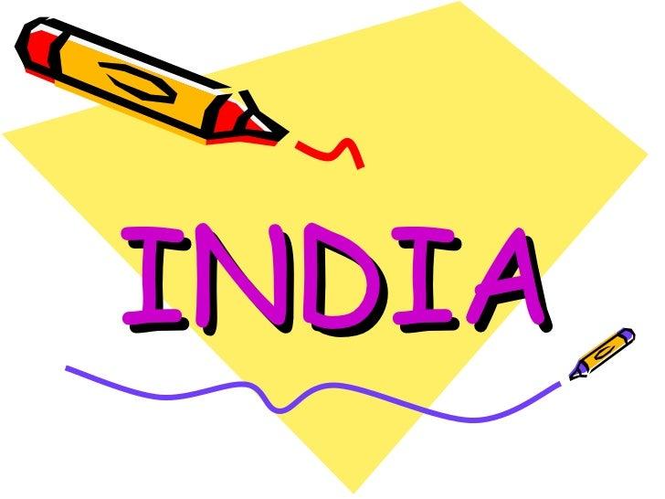 <ul>INDIA </ul>