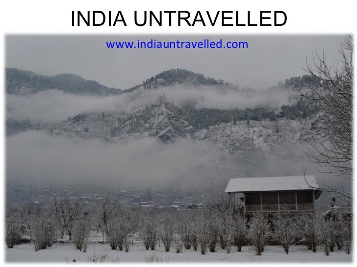 INDIA UNTRAVELLED www.indiauntravelled.com