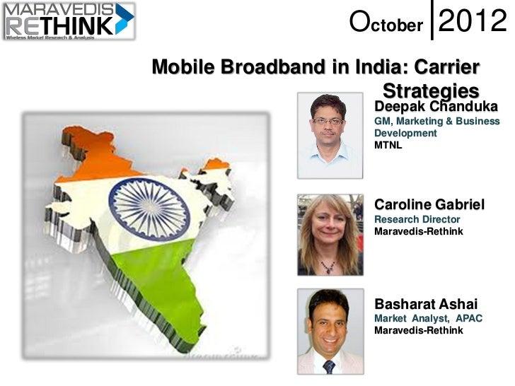 India Webinar Final Ppt