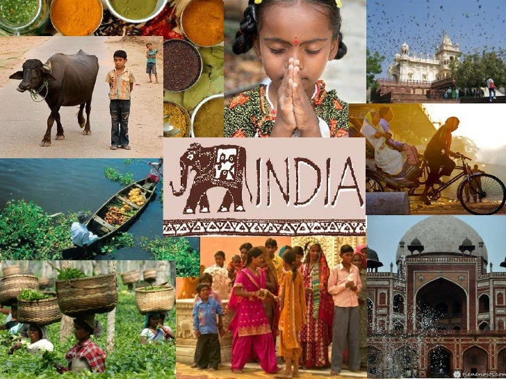 India, what a paradise