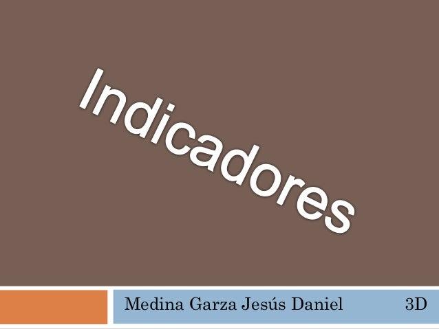 Medina Garza Jesús Daniel 3D