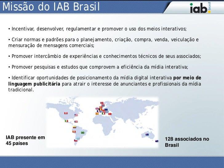 Indicadores de Mercado IAB Brasil - Fev 2011