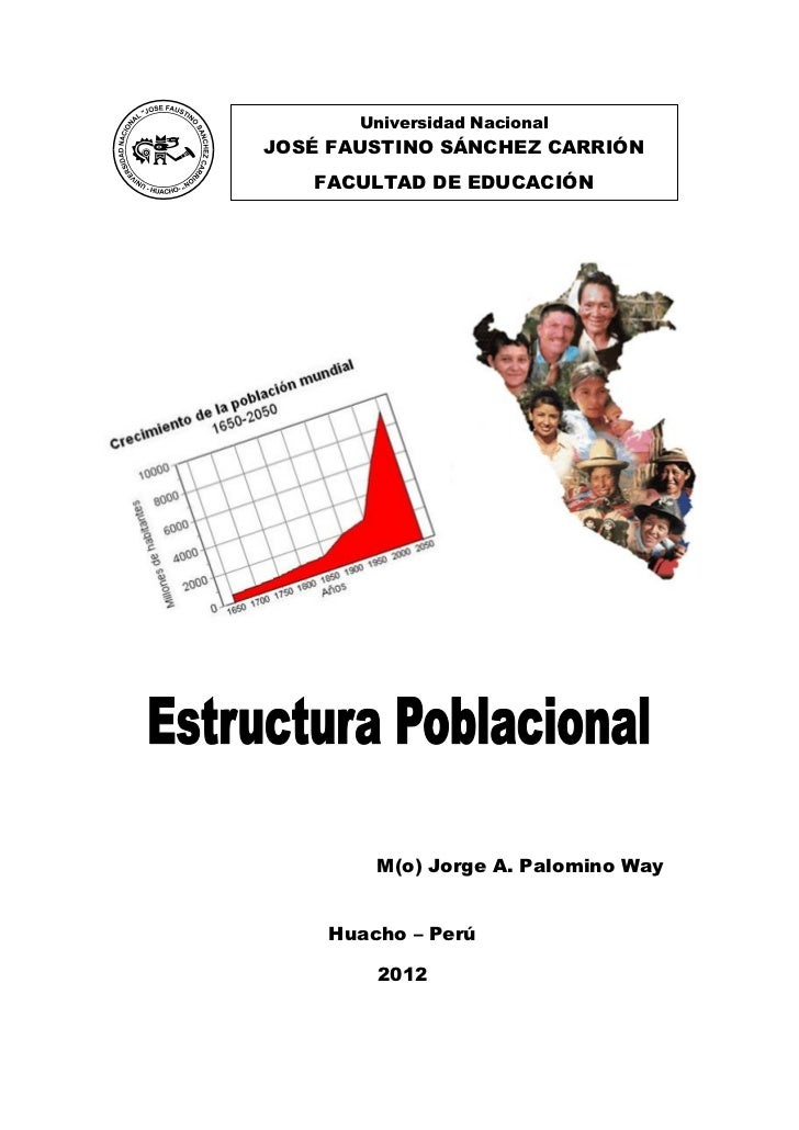 Universidad Nacional                       JOSÉ FAUSTINO SÁNCHEZ CARRIÓN                                 FACULTAD DE EDUCA...