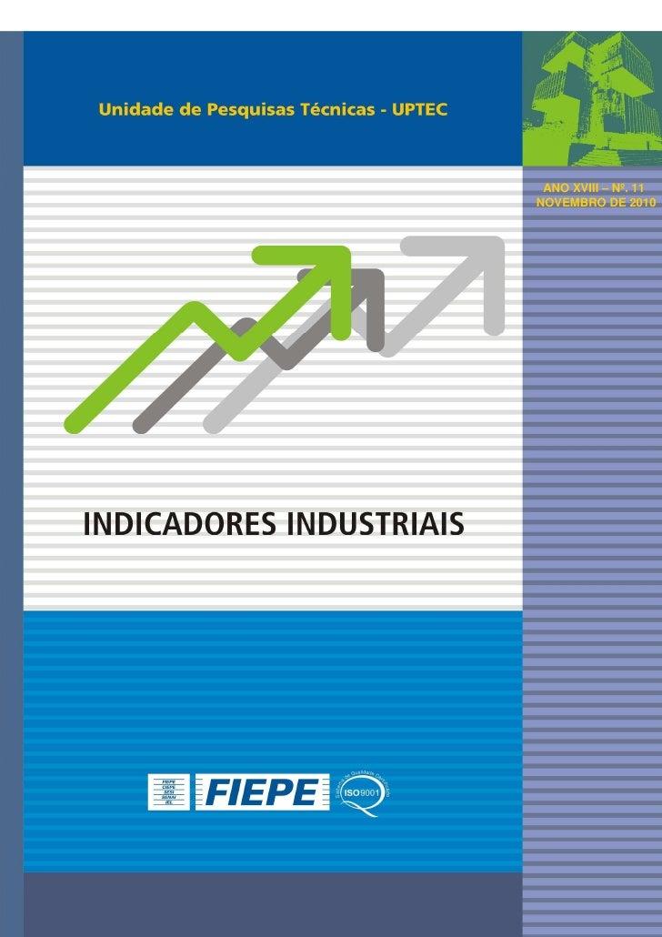 Indicadores industriais -_nov-2010