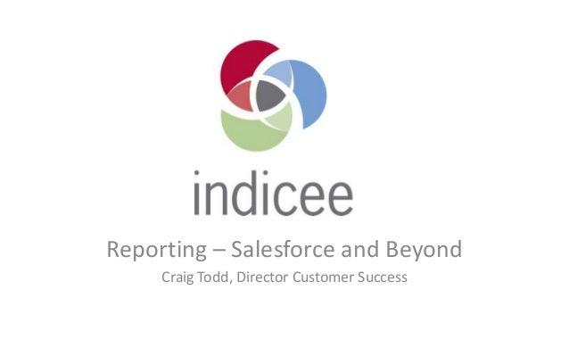 Indicee Salesforce Toronto User Group June_13