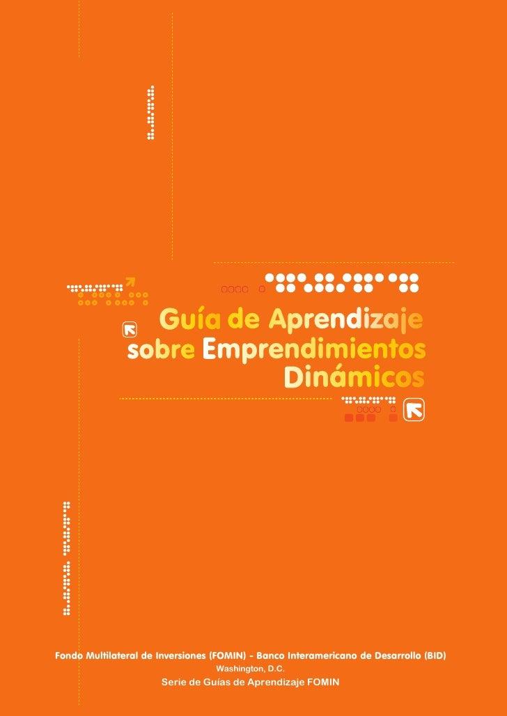 Fondo Multilateral de Inversiones (FOMIN) - Banco Interamericano de Desarrollo (BID)                                   Was...