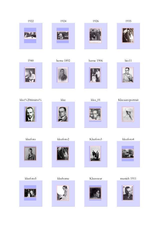 1922 1924 1926 1935 1940 berne 1892 berne 1906 bio11 klee%20ritratto% klee klee_01 Kleeautoportrait kleefoto kleefoto2 Kle...