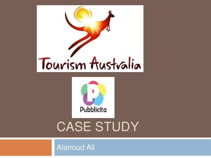 Case Study<br />Alanoud Ali<br />