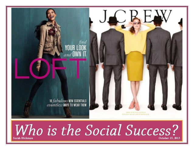 Who is the Social Success?