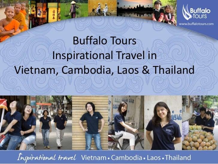 Indochina & Buffalo Tours Webinar