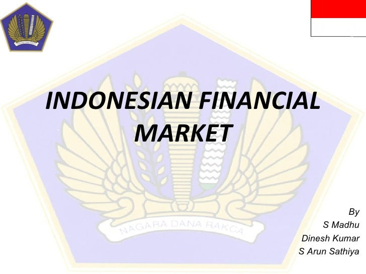 Indonesia Financial Market
