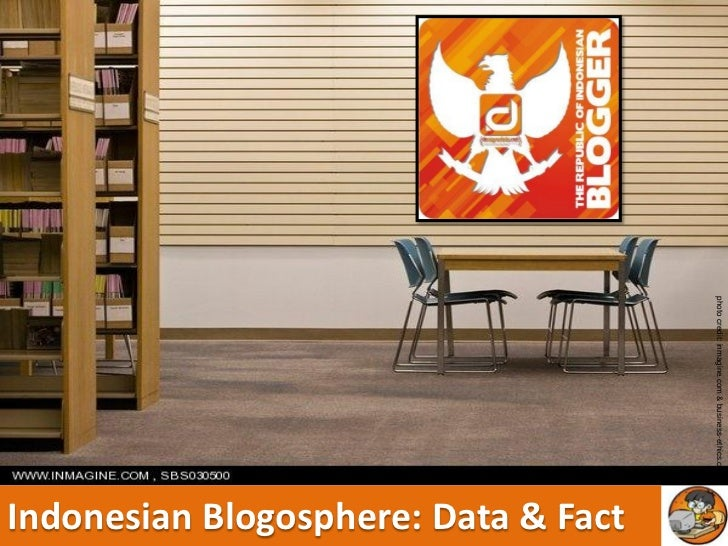Indonesian blogosphere 2011