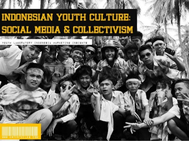 (Youthlab Indo) Indonesian Youth Culture: Social Media and Collectivism