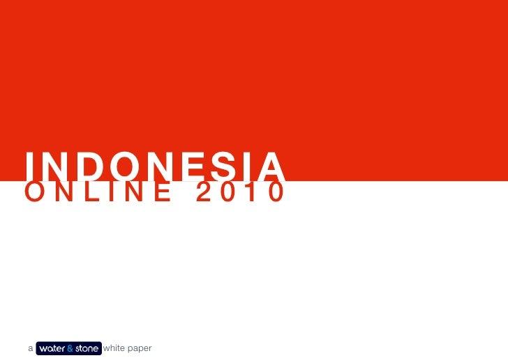 Indonesia Online 2010