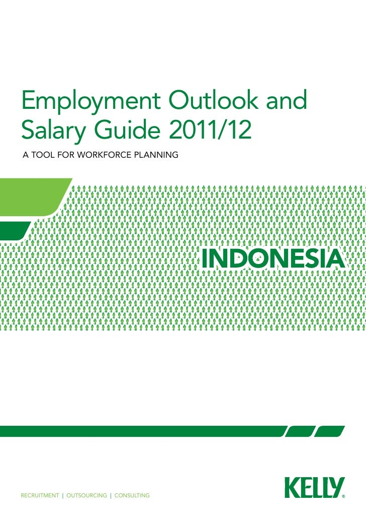 Indonesia salary guide_2011_12