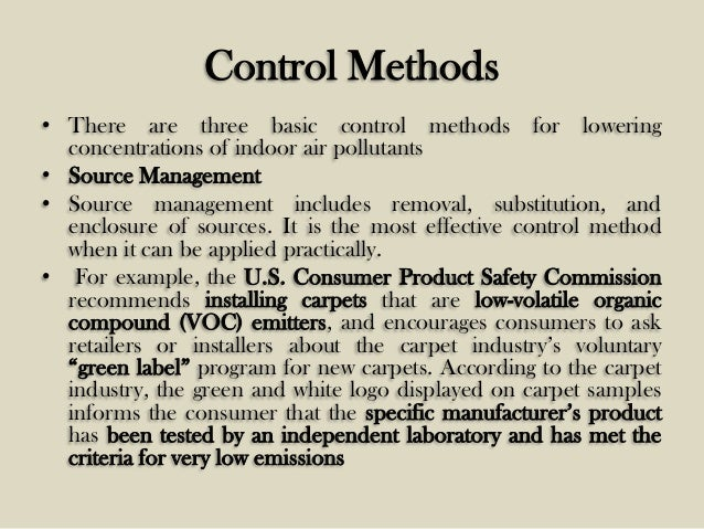 essay on air pollution control Introduction and meaning: