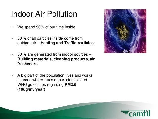 indoor air quality essay
