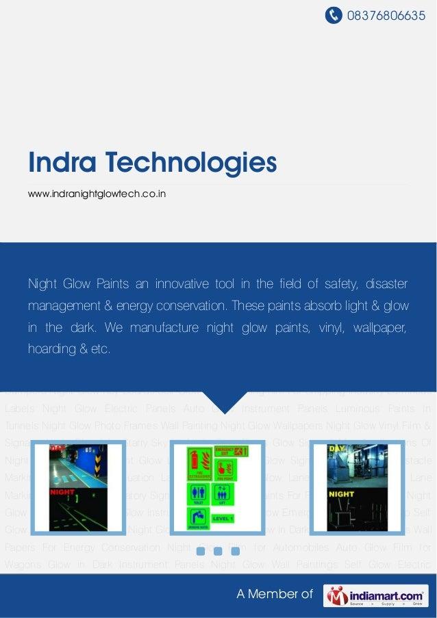 08376806635A Member ofIndra Technologieswww.indranightglowtech.co.inNight Glow Lane Marking Auto Glow Signage Night Glow O...