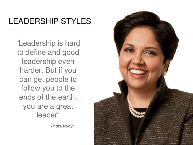 indian leadership style