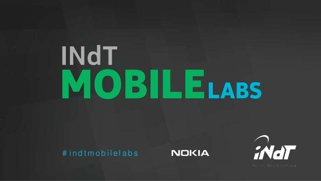 INdT Mobile Labs - Sparta