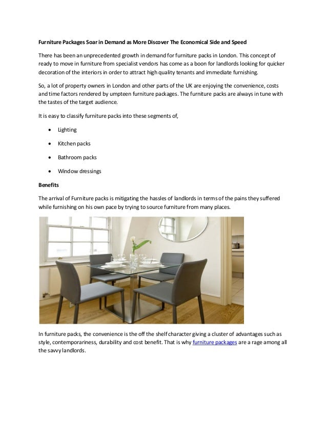 Indtyle direct furniture services docoment