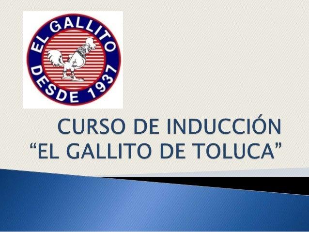 El Gallito fue fundado en el año de 1937 como una empresa 100% mexicana, dedicándose en sus inicios a la venta de vinos,...